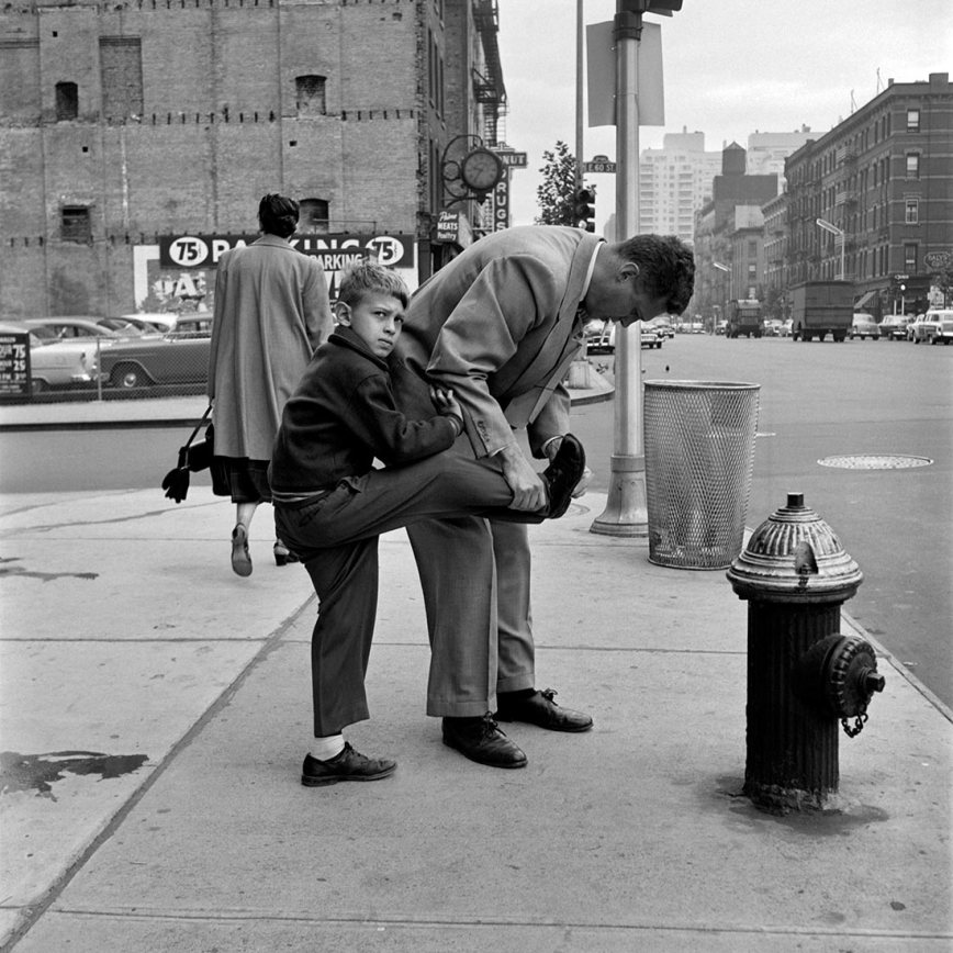 September 1956, New York, NY