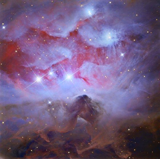 Running Man Nebula https://www.adamblockphotos.com/ngc-1977.html