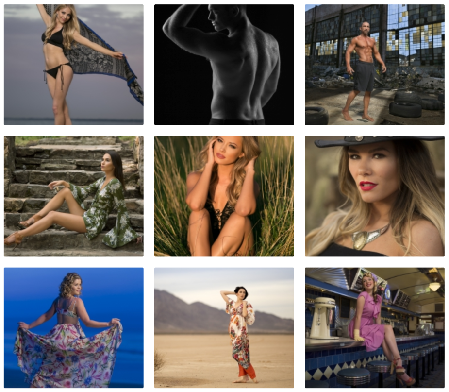 Jim Schmelzer_Glamour Photography Using Exotic Lenses for Impact