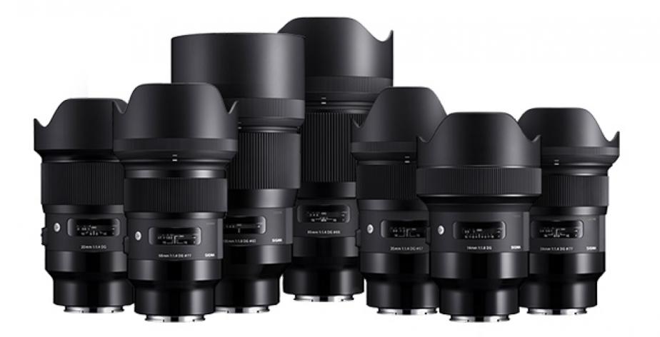Sigma-E-Mount-Lenses